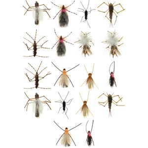 Montana Fly Company Ultimate Stonefly 18 Fly Assortment