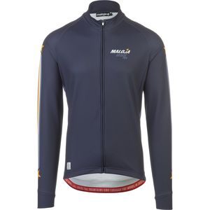 Maloja HercliM Snow 1/1 Full-Zip Long Sleeve Jersey