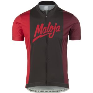 Maloja GaryM.Shirt 1/2 Jersey - Short-Sleeve - Men's