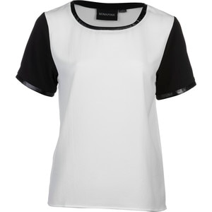 Mink Pink Down But Not Out T-Shirt - Short-Sleeve - Women's