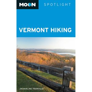 Moon Vermont Hiking Guide Book