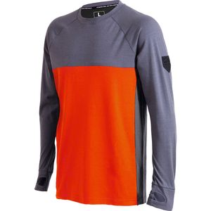 Mons Royale Ninja Jersey Crew Top - Men's