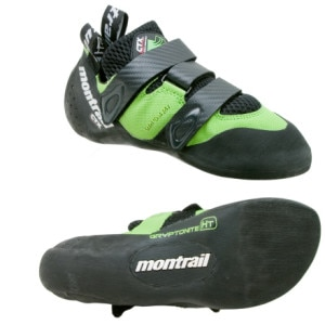 photo: Montrail Wasabi climbing shoe