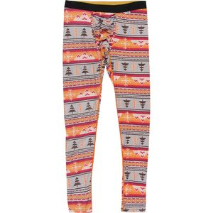 MyPakage Weekday First Layer Print Long Underwear - Men's