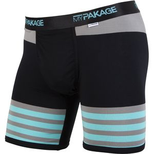 MyPakage Premium Yarn Dye Boxer Brief - Men's