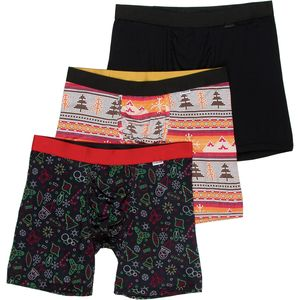 MyPakage Holiday Boxer Brief - 3-Pack - Men's
