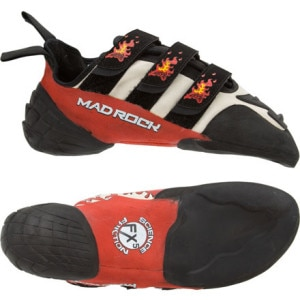 photo: Mad Rock Super Loco climbing shoe