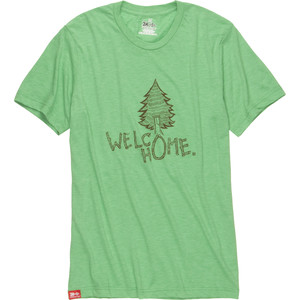 Meridian Line Welcome Home T-Shirt - Short-Sleeve - Men's