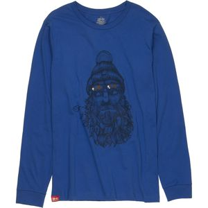 Meridian Line Captain Bird Beard T-Shirt - Long-Sleeve - Men's