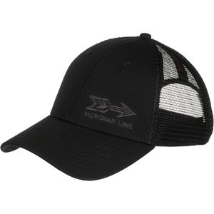 Meridian Line Simple Trucker Hat