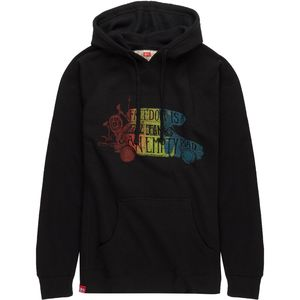 Meridian Line Freedom Ride Pullover Hoodie - Men's