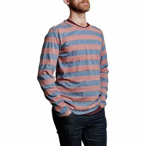 Meridian Line Ashland Long-Sleeve Crew Sweatshirt - Men's