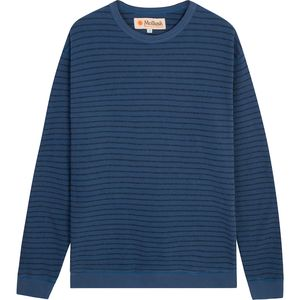 MolluskYarn Stripe Crew Sweater - Men's