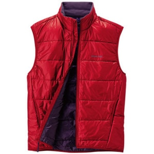 photo: MontBell U.L. Thermawrap Vest synthetic insulated vest