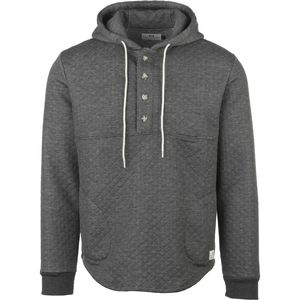 Muttonhead Quilted Camping Hooded Fleece Pullover - Men's