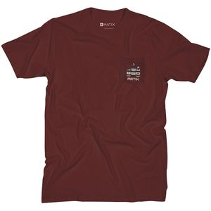 Matix Cheers Pocket T-Shirt - Short-Sleeve - Men's