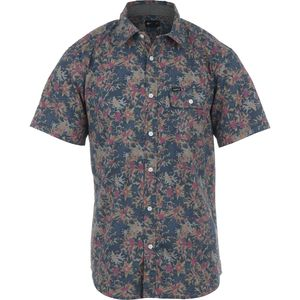 Matix Tropic Blur Woven Shirt - Short-Sleeve - Men's