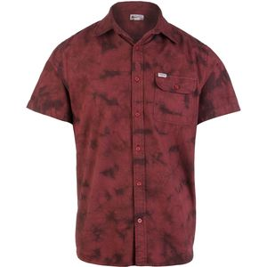 Matix Dyevil Woven Shirt - Short-Sleeve - Men's