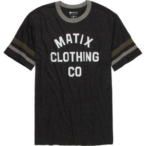 Matix MCC Check Crew - Short-Sleeve - Men's