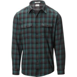 Matix Woodberry Flannel Shirt - Long-Sleeve - Men's