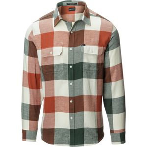 Matix Betters 2 Flannel Shirt - Long-Sleeve - Men's