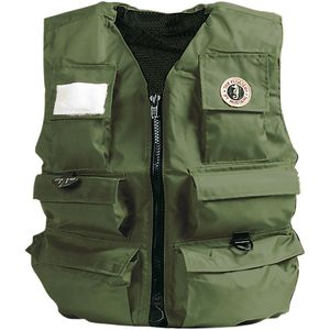 Mustang Survival Inflatable Fisherman's Vest