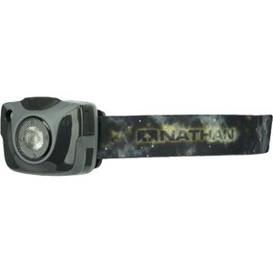 Nathan Nebula Fire Runners' Headlamp with Crossover Kit