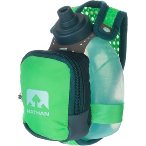 Nathan QuickShot Plus Water Bottle - 10oz