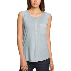 NAU M2 Henley Top - Sleeveless - Women's