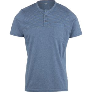 NAU Echo Henley Shirt - Short-Sleeve - Men's