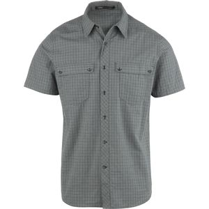 NAU Iota Plaid Shirt - Short-Sleeve - Men's