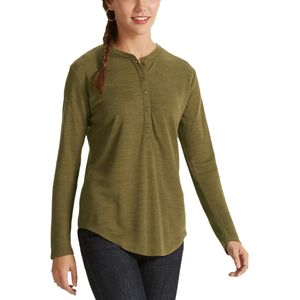 NAU Randygoat Lite Henley Shirt - Long-Sleeve - Women's