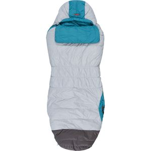 NEMO Equipment Inc. Rhapsody 15 Sleeping Bag: 15 Degree Down - Women's