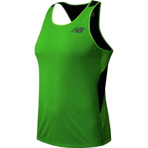 New Balance Excel Race Day Singlet - Men's