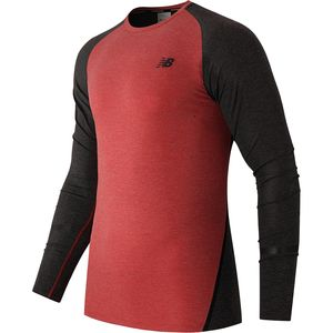 New Balance Trinamic Shirt - Long-Sleeve - Men's