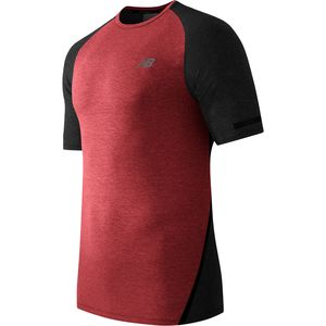 New Balance Trinamic Shirt - Short-Sleeve - Men's