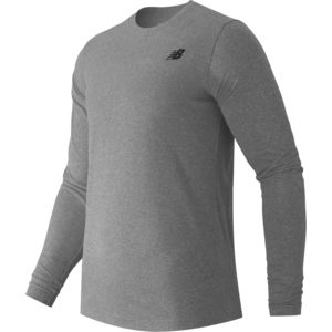New Balance Heather Tech T-Shirt - Long-Sleeve - Men's