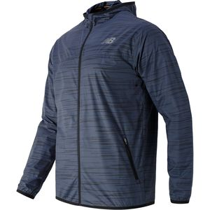 New Balance Reflective Windcheater Jacket - Men's