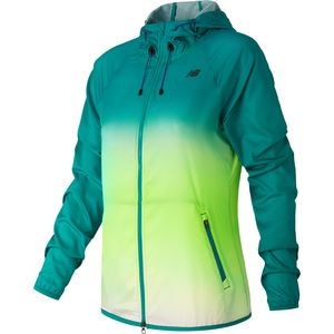 New Balance Windcheater Hybrid Jacket - Women's