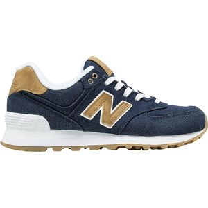 New Balance 574 Canvas Shoe - Women's