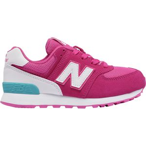 New Balance 574 High Visibility Shoe - Girls'