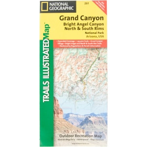 National Geographic Maps: Trails Illustrated Arizona Rock Mountain Maps