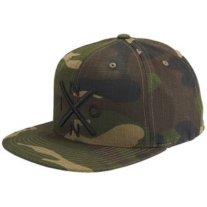 Nixon Exchange Snapback Hat