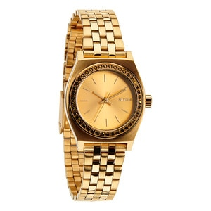 Nixon Small Time Teller Watch - Women's