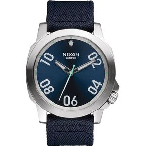 Nixon The Ranger 45 Nylon Watch - Men's