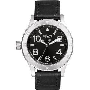 Nixon The 38-20 Leather Watch - Women's