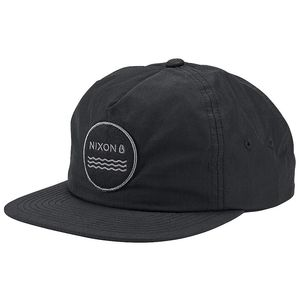 Nixon Waves Snapback Hat