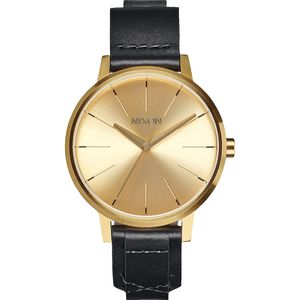Nixon Kensington Leather Rein Collection Watch - Women's