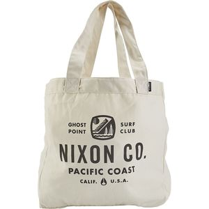 Nixon Beach Tote Bag