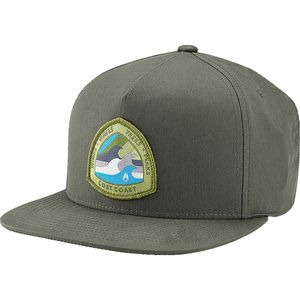 Nixon Wilderness Snapback Hat